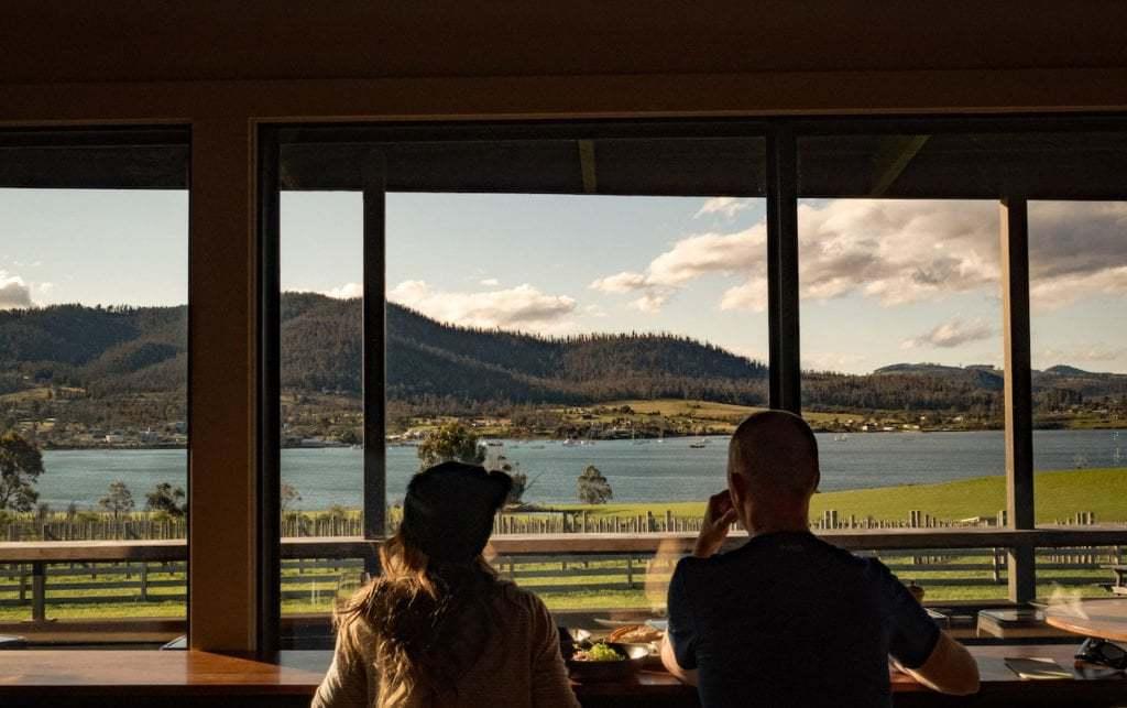 gourmet luxury Tasmanian tour