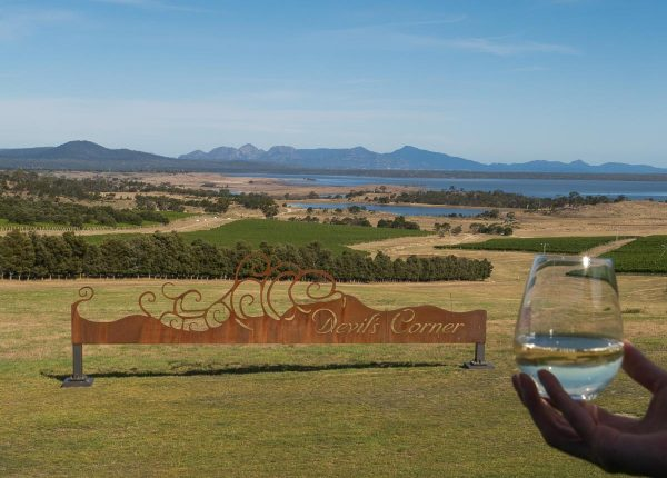 luxury food tour Tasmania