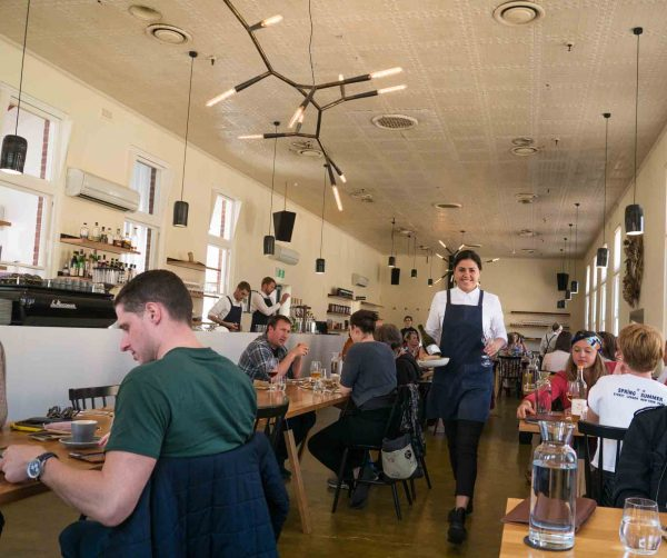 Agrarian Kitchen Eatery and Derwent Valley Gourmet Tour